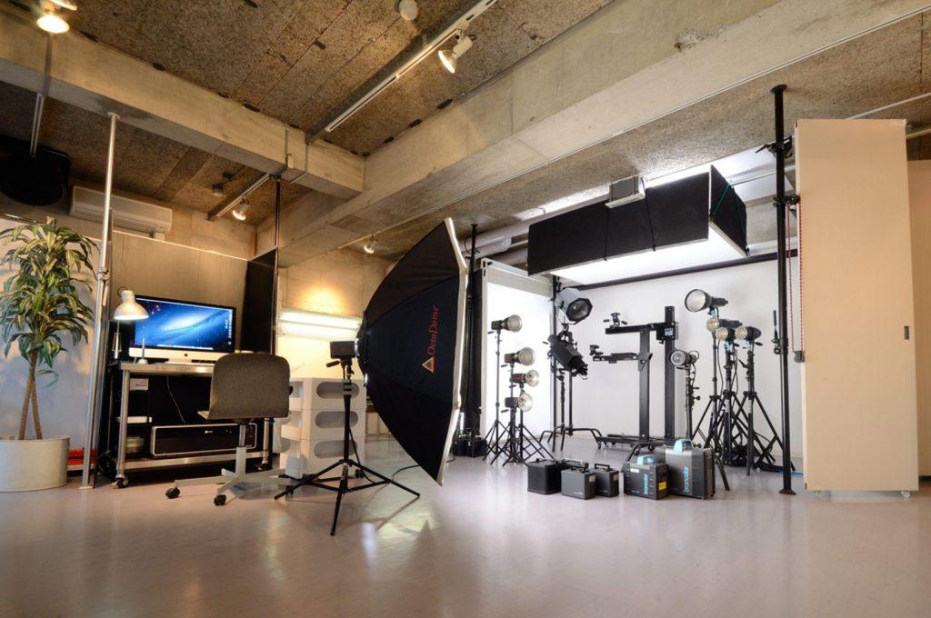 STUDIO366 スタジオ設備